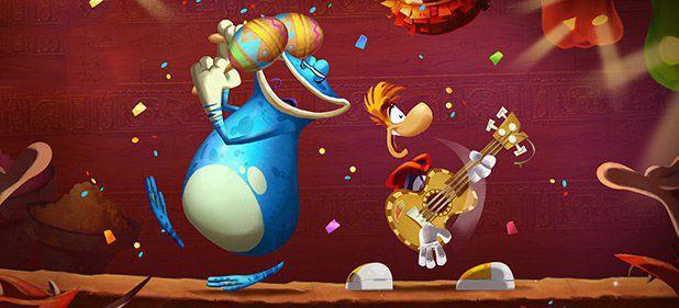 Rayman Fiesta Run (Geschicklichkeit) von Ubisoft