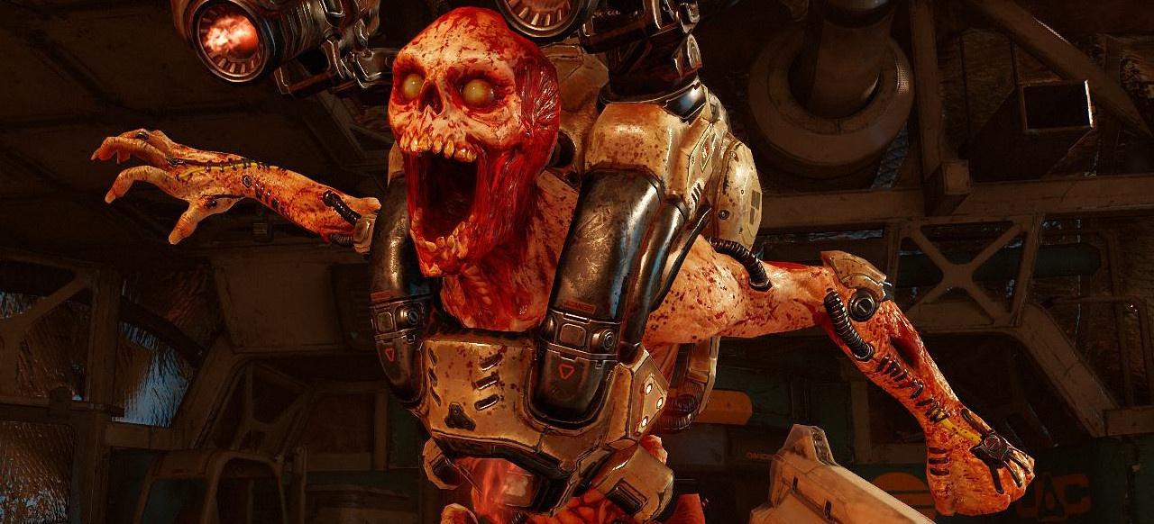 Doom VfR (Shooter) von Bethesda