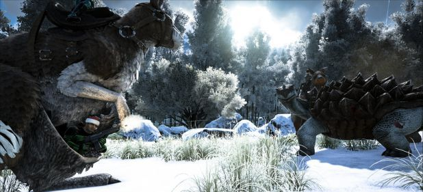 ARK: Survival Evolved (Action) von Studio Wildcard