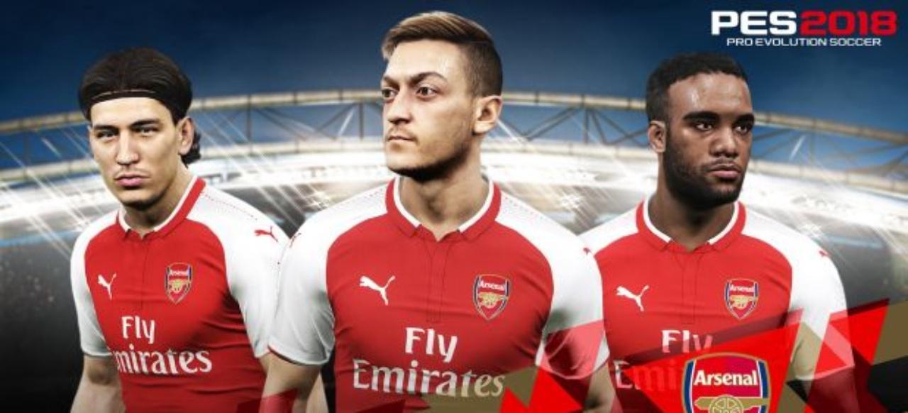Pro Evolution Soccer 2018 (Sport) von Konami