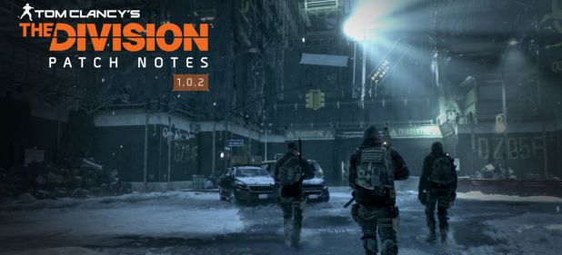 The Division: Patch 1.02 entfernt die