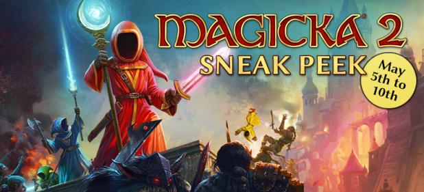 Magicka 2 (Rollenspiel) von Paradox Interactive