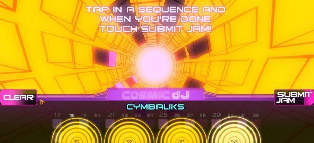 Cosmic DJ (Geschicklichkeit) von Devolver Digital