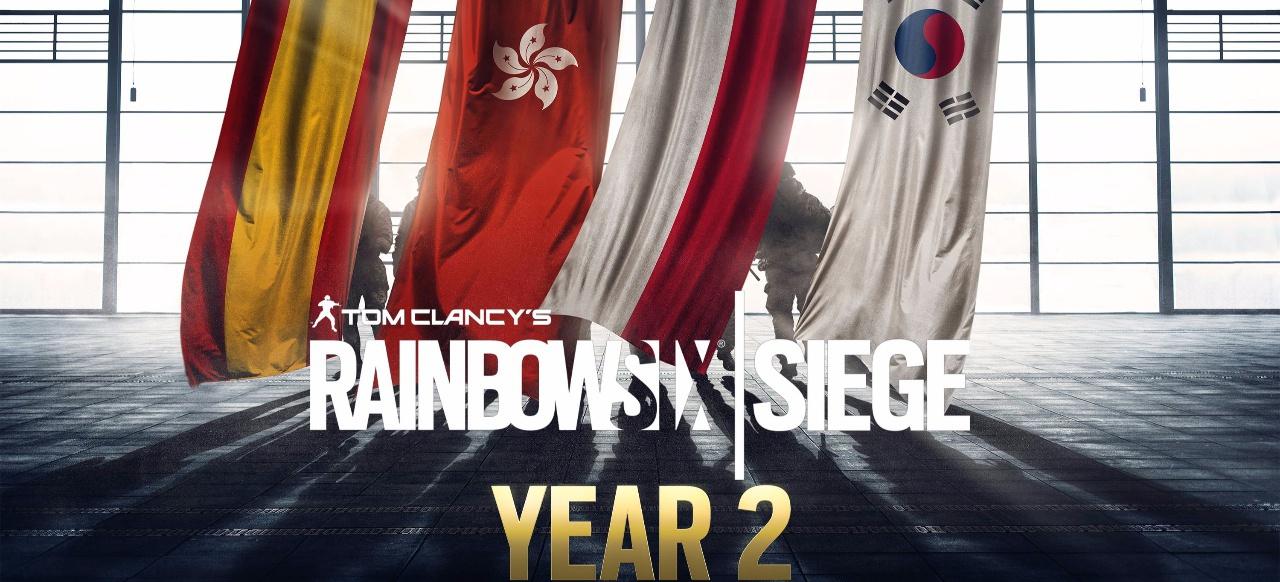 Rainbow Six Siege (Shooter) von Ubisoft
