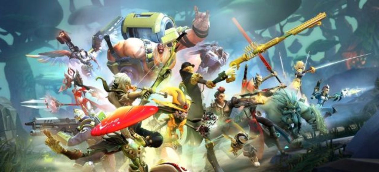 Battleborn (Shooter) von 2K Games