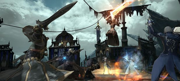 Final Fantasy 14 Online: Heavensward (Rollenspiel) von Square Enix
