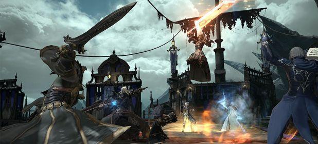 Final Fantasy 14 Online: Heavensward: Update 3.21 mit PvP-Modus