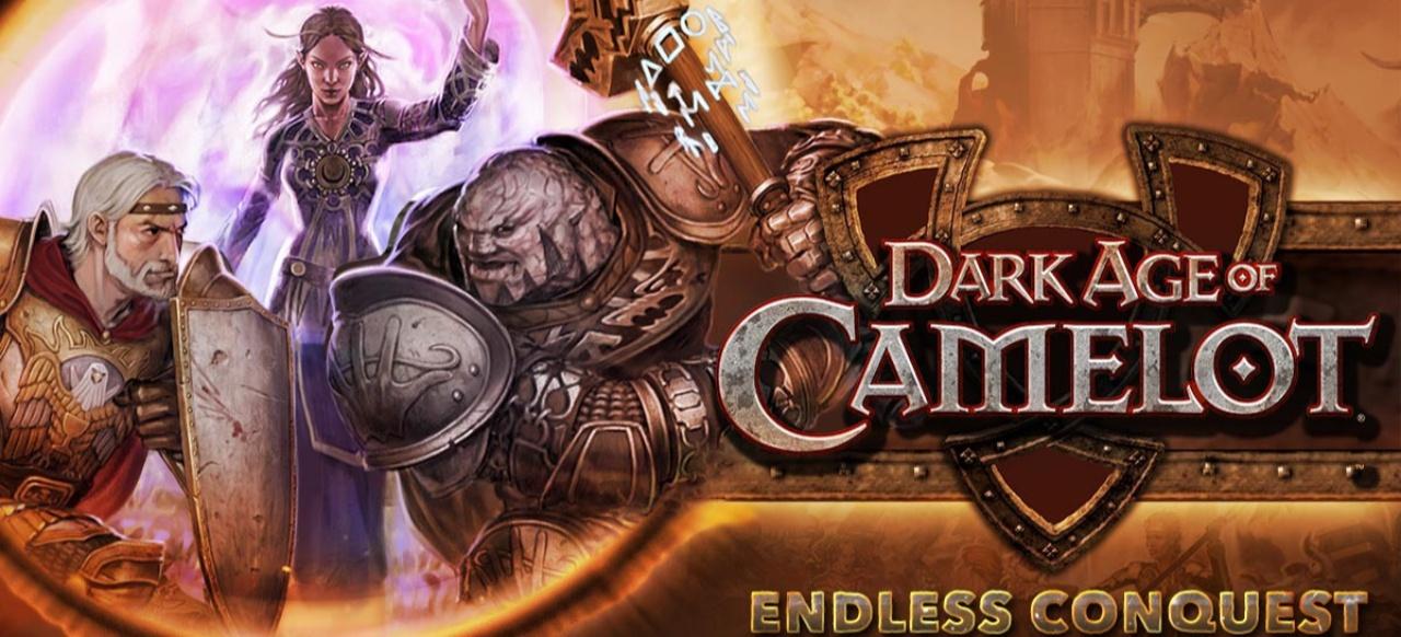 Dark Age of Camelot (Rollenspiel) von Wanadoo / EA / Broadsword Online Games