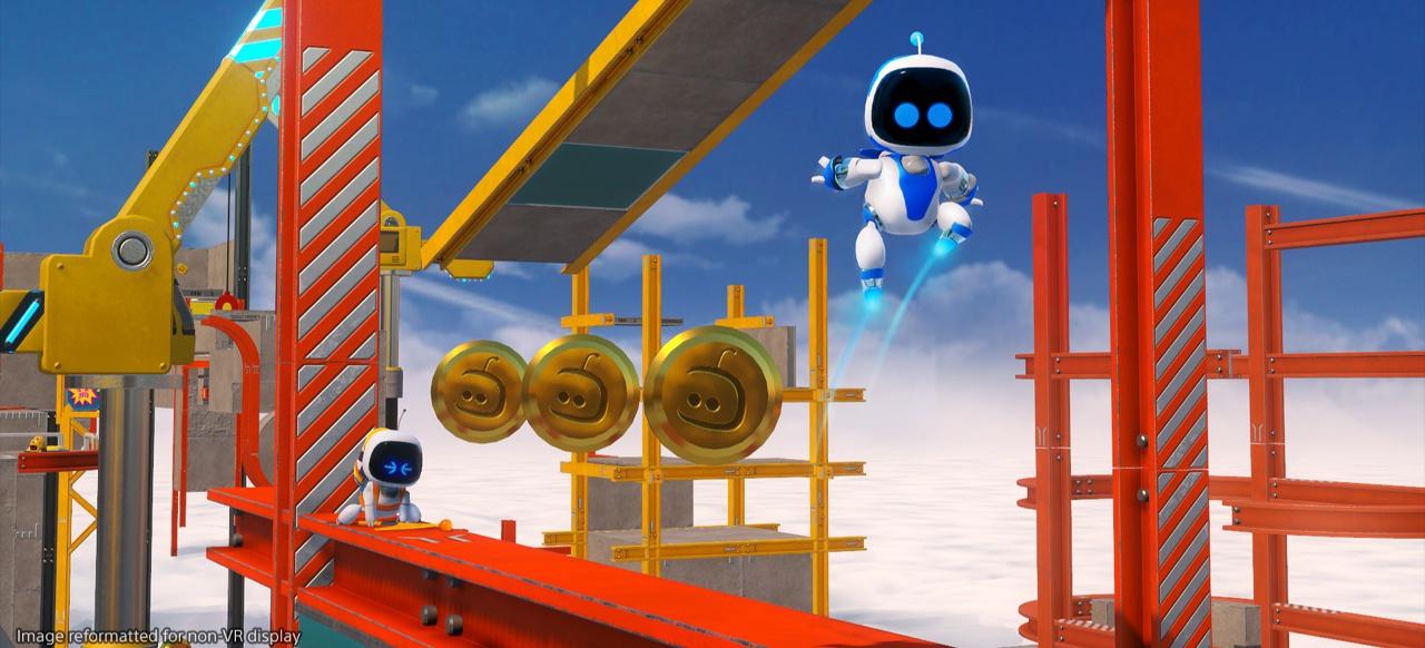 Astro Bot Rescue Mission (Geschicklichkeit) von Sony