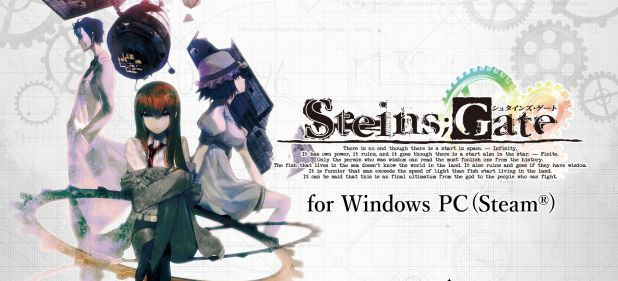Steins;Gate (Adventure) von PQube / Spike Chunsoft