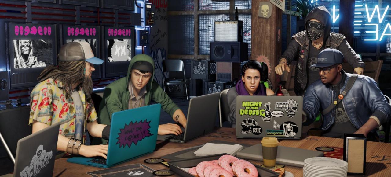 Watch Dogs 2 (Action) von Ubisoft