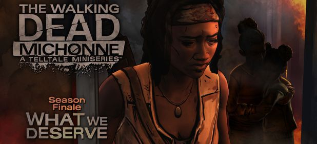 The Walking Dead: Michonne (Adventure) von Telltale Games