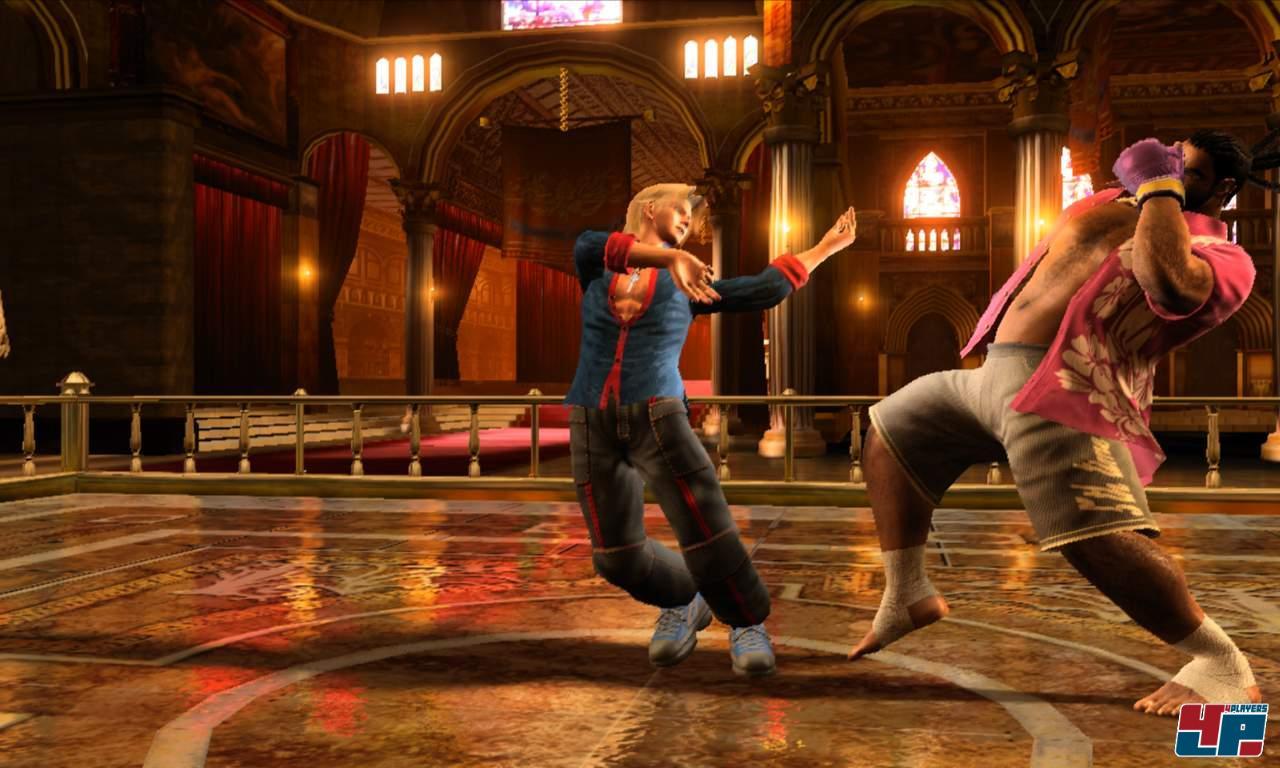 Все скриншоты Virtua Fighter 5.
