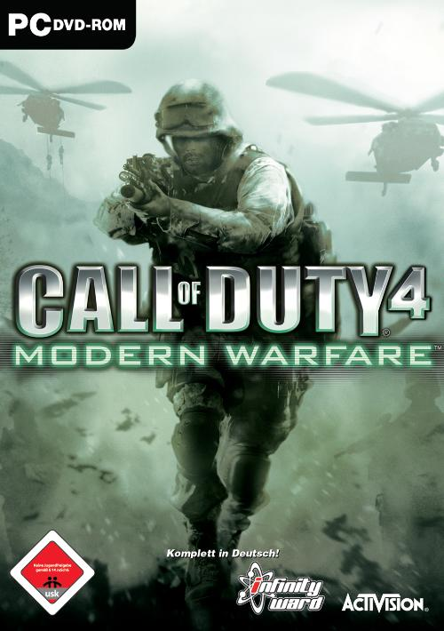 Call Of Duty 4 Full İndir Download No Rapid