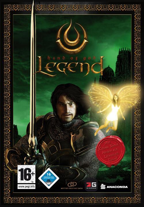 لعبة الاكشن والاثارة الرهيبة Legend Hand of God كاملة بمساحة 850 ميجا على عدة سيرفرات