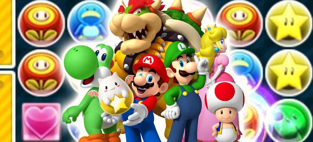 Puzzle & Dragons Z + Puzzle & Dragons Super Mario Bros. Edition (Geschicklichkeit) von Nintendo