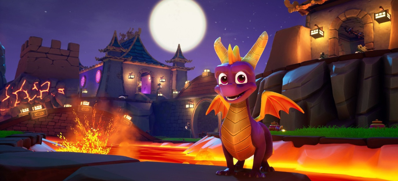 Spyro Reignited Trilogy (Action) von Activision Blizzard