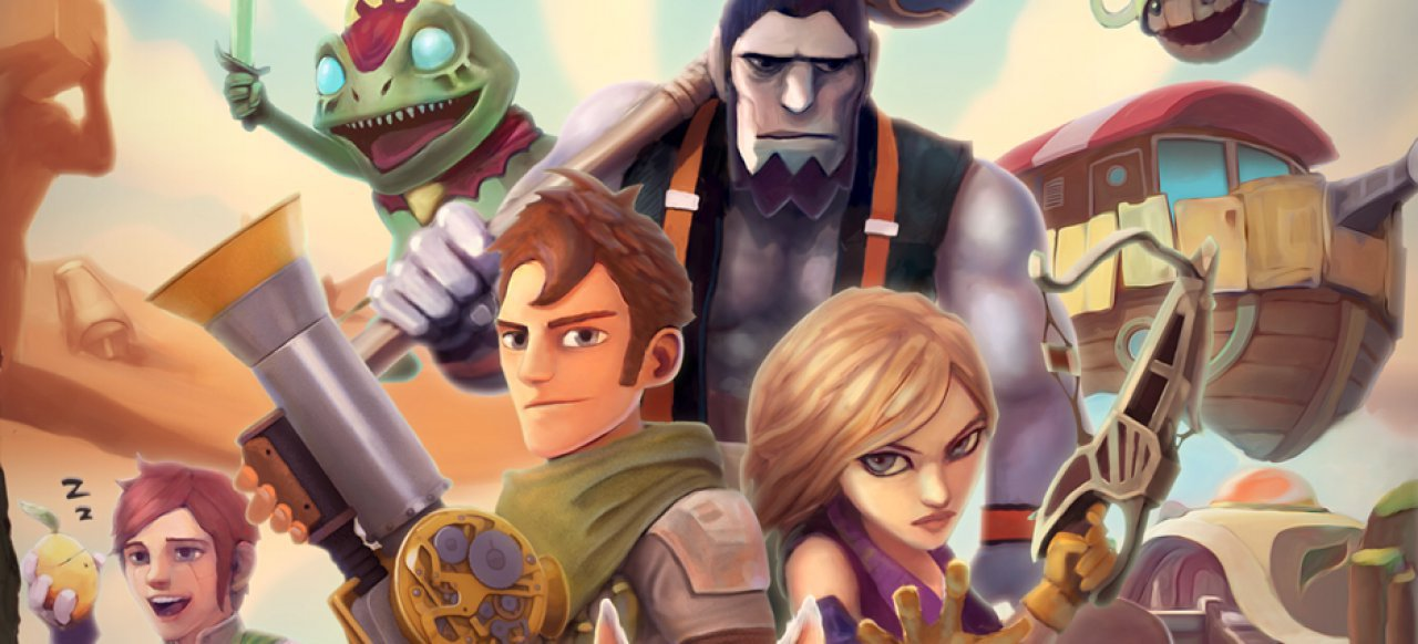 Earthlock: Festival of Magic (Rollenspiel) von Snowcastle Games