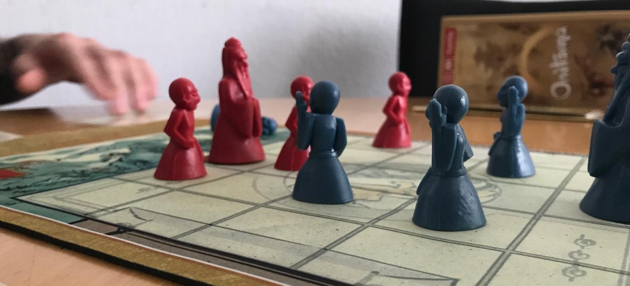 Onitama (Brettspiel) von Pegasus Spiele