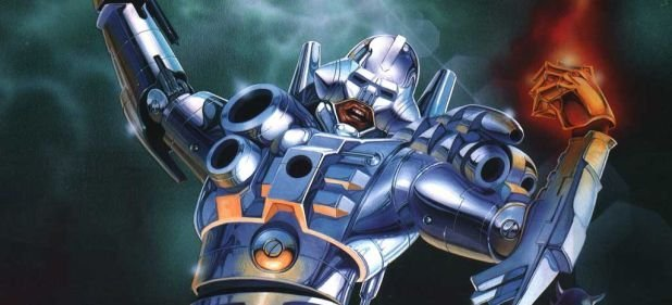 Turrican 2 (Action) von Rainbow Arts