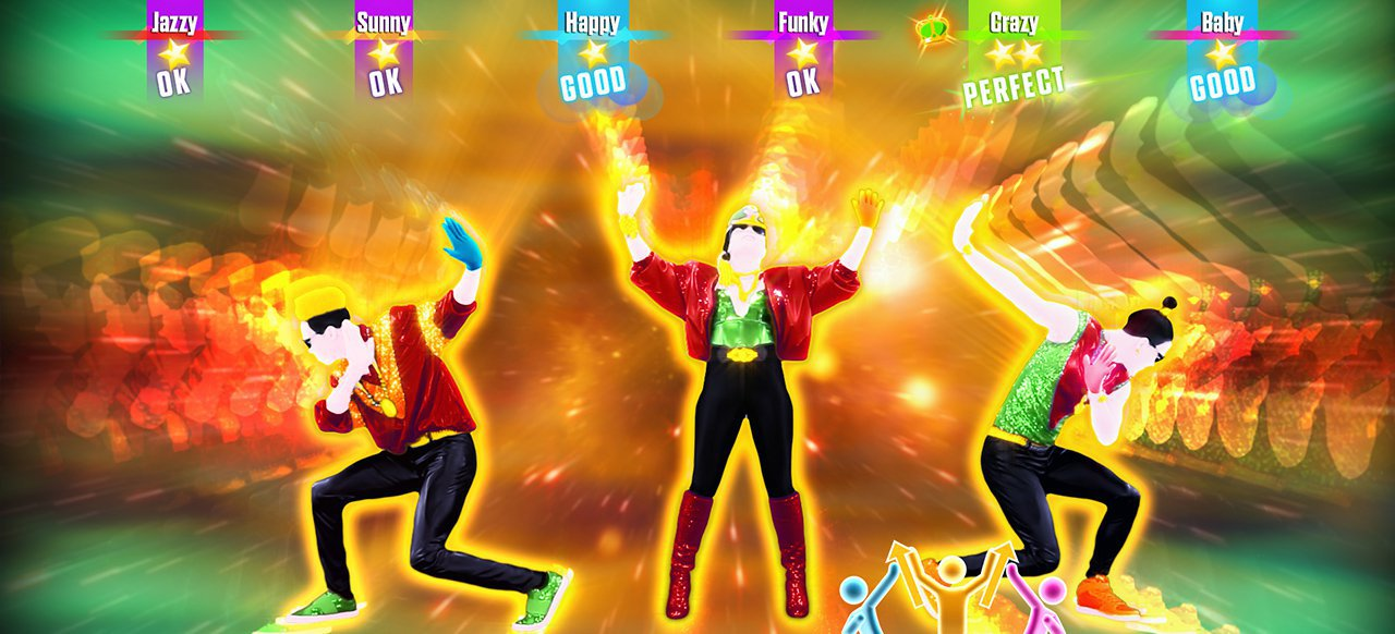 Just Dance 2017 (Geschicklichkeit) von Ubisoft