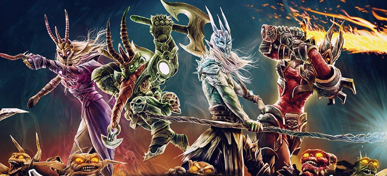 Overlord: Fellowship of Evil (Rollenspiel) von Codemasters