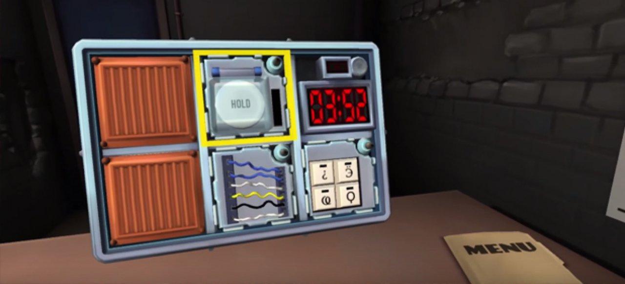 Keep Talking and Nobody Explodes (Geschicklichkeit) von Steel Crate Games