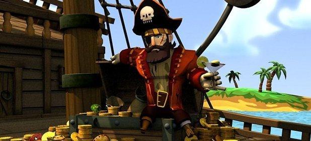 Pirates vs Corsairs: Davy Jones' Gold (Strategie) von Micro�ds