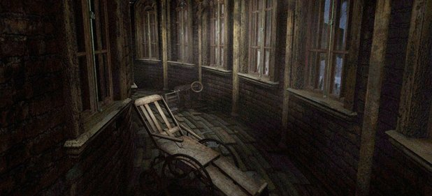 Asylum (Adventure) von Senscape