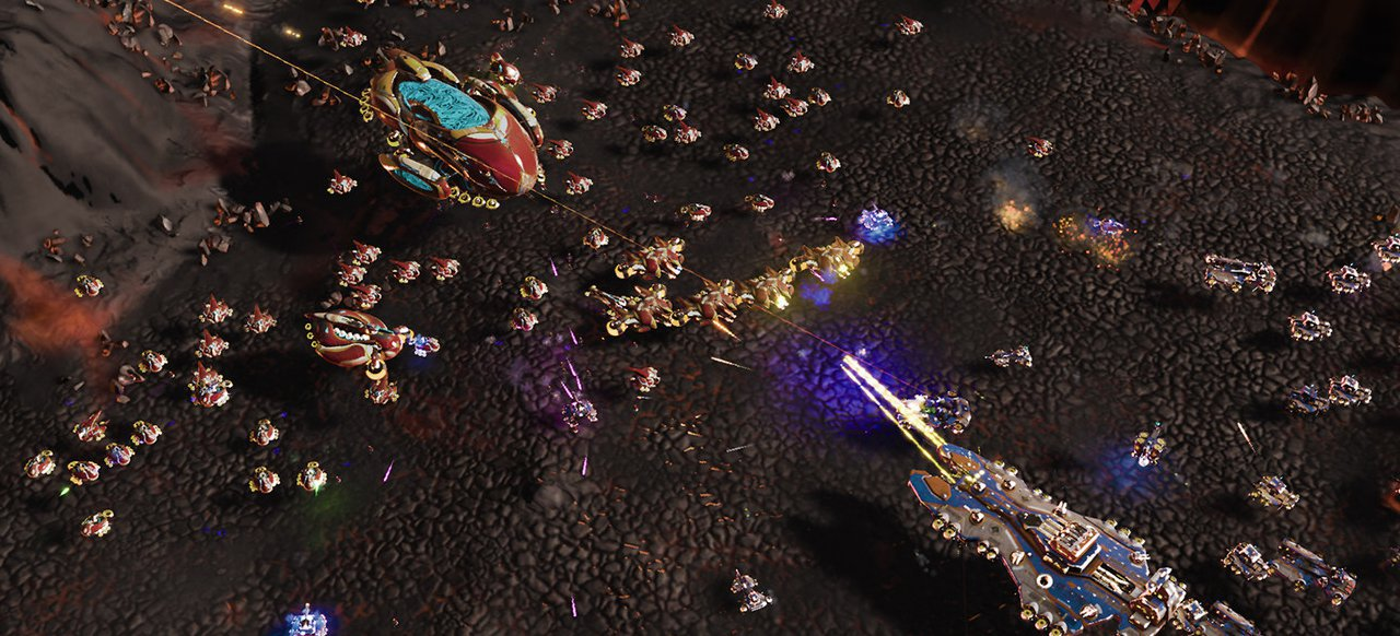 Ashes of the Singularity: Escalation (Strategie) von Stardock