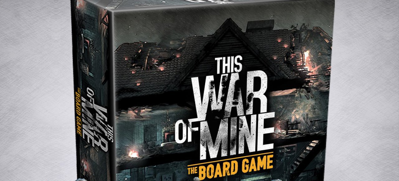 This War of Mine: The Board Game (Brettspiel) von