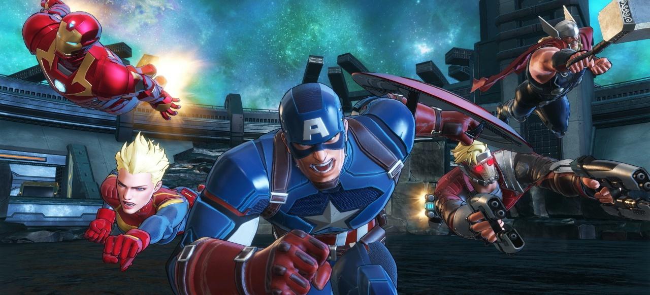 Marvel Ultimate Alliance 3: The Black Order (Action) von Nintendo