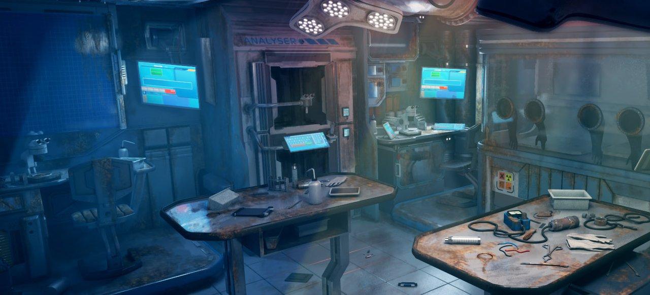 J.U.L.I.A.: Among the Stars (Geschicklichkeit) von CBE Software