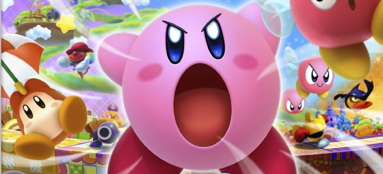 Kirby Triple Deluxe (Geschicklichkeit) von Nintendo