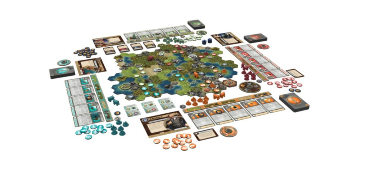 Civilization: A New Dawn (Brettspiel) von Asmodee