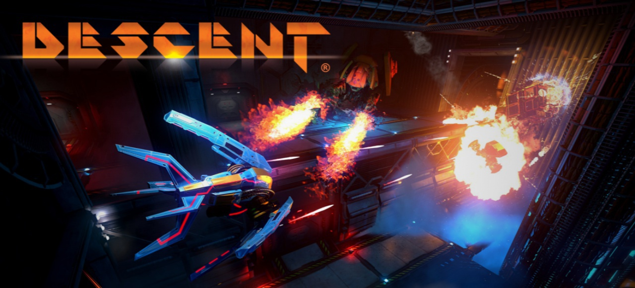 Descent: Underground (Shooter) von