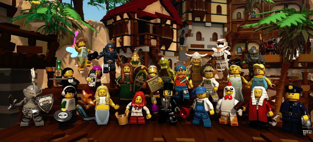 Lego Minifigures Online (Rollenspiel) von Funcom