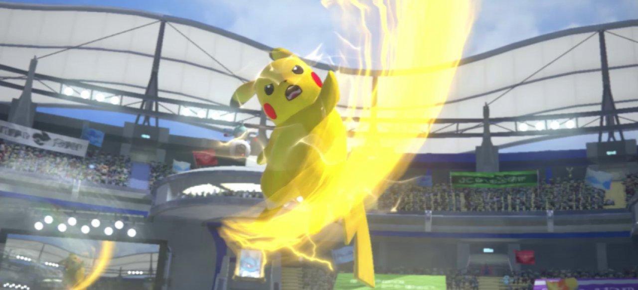 Pok�mon Tekken (Action) von Bandai Namco / Nintendo