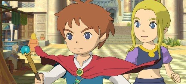Ni No Kuni: Der Fluch der Weissen Königin (Rollenspiel) von Namco Bandai