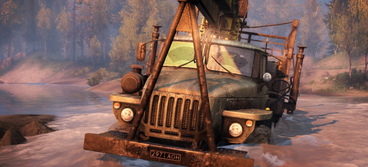 Spintires (Simulation) von rondomedia