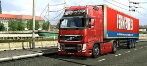 Euro Truck Simulator 2 (Simulation) von rondomedia