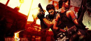 Resident Evil 5 (Action) von Capcom