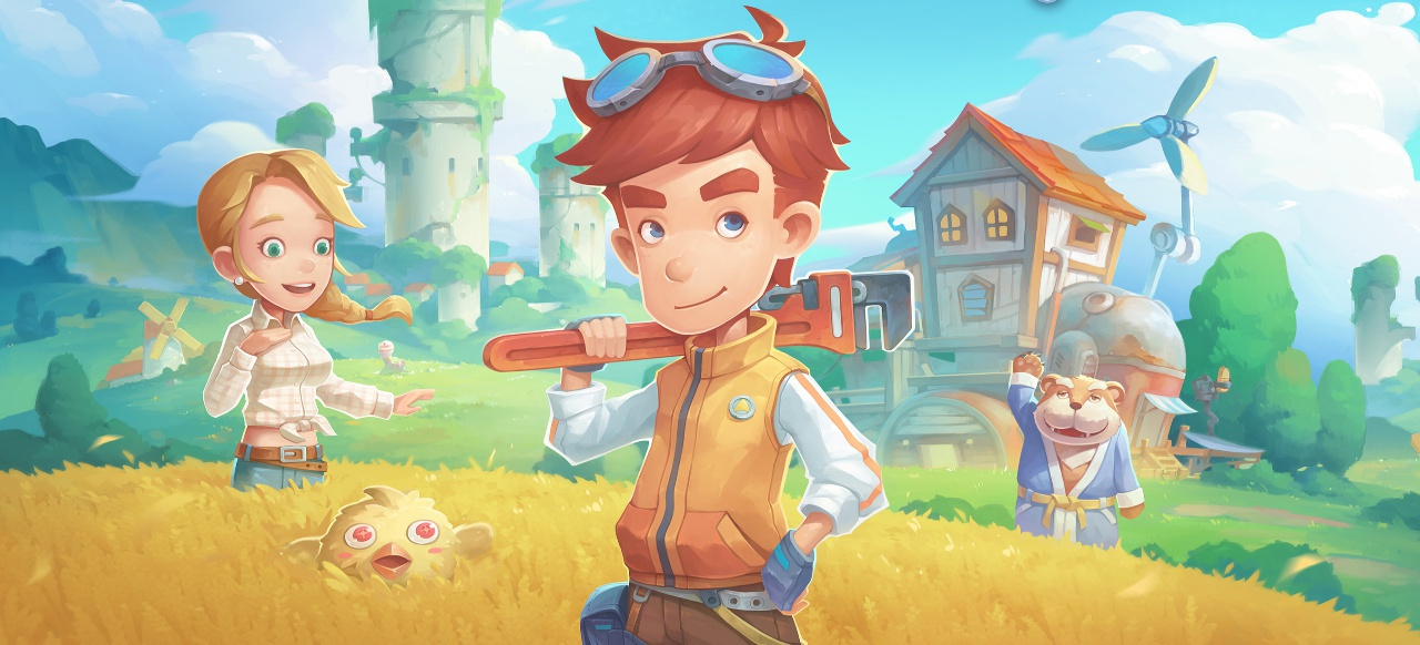 My Time at Portia (Rollenspiel) von Team17 Digital