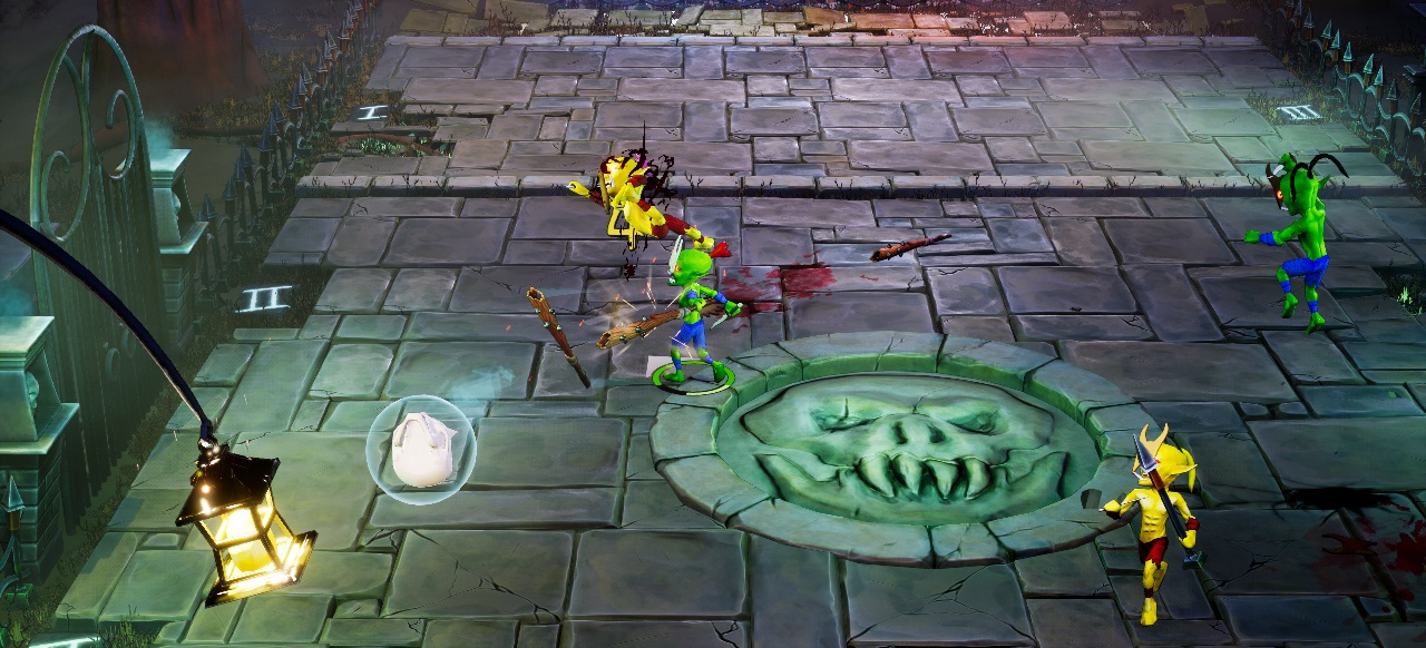 Graveball () von 3D Realms