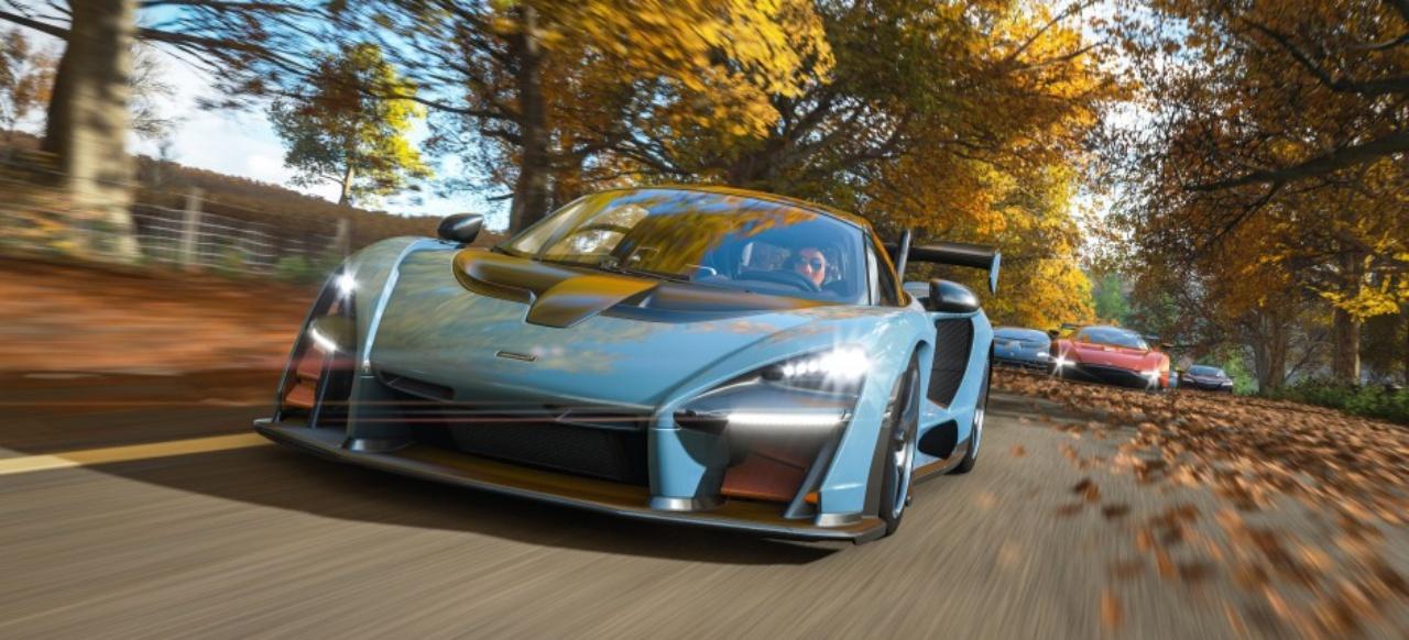 Forza Horizon 4 (Rennspiel) von Microsoft