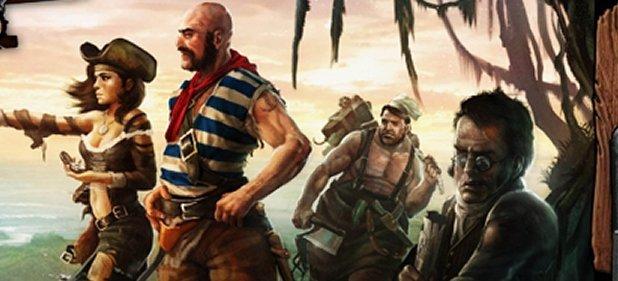 Robinson Crusoe: Adventure on the Cursed Island (Brettspiel) von Portla Publishing/Z-Man Games
