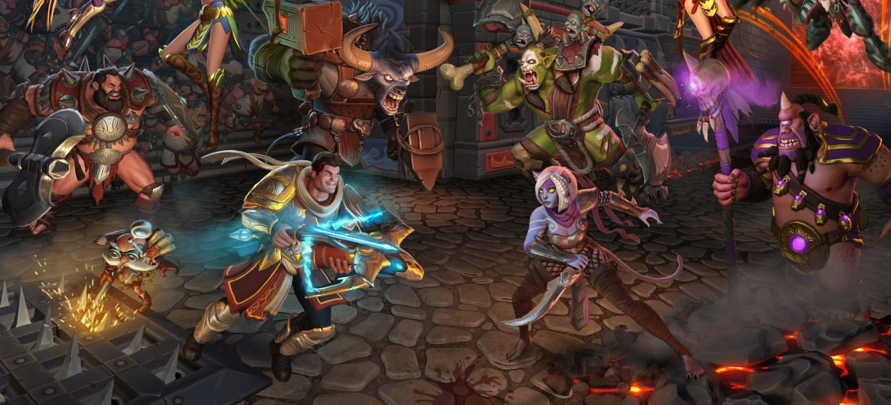 Orcs Must Die! Unchained (Strategie) von Gameforge
