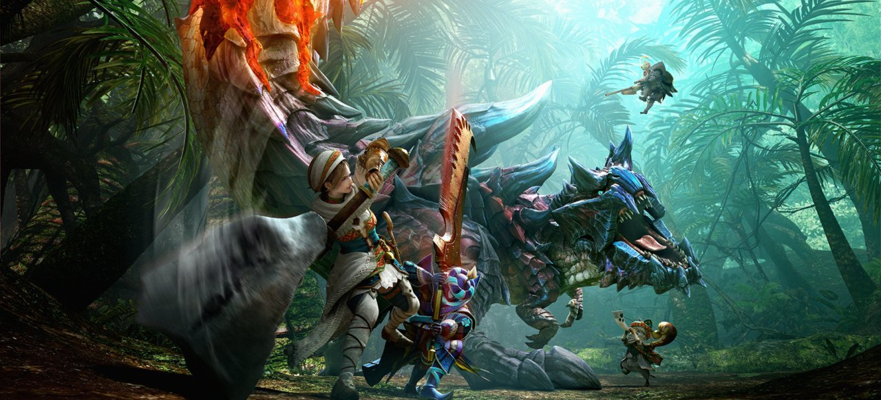 Monster Hunter Generations (Action) von Capcom / Nintendo