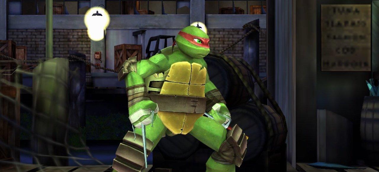 Teenage Mutant Ninja Turtles: Die Gefahr des Ooze-Schleims (Action) von Activision