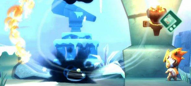 LostWinds 2: Winter of the Melodias (Geschicklichkeit) von Nintendo